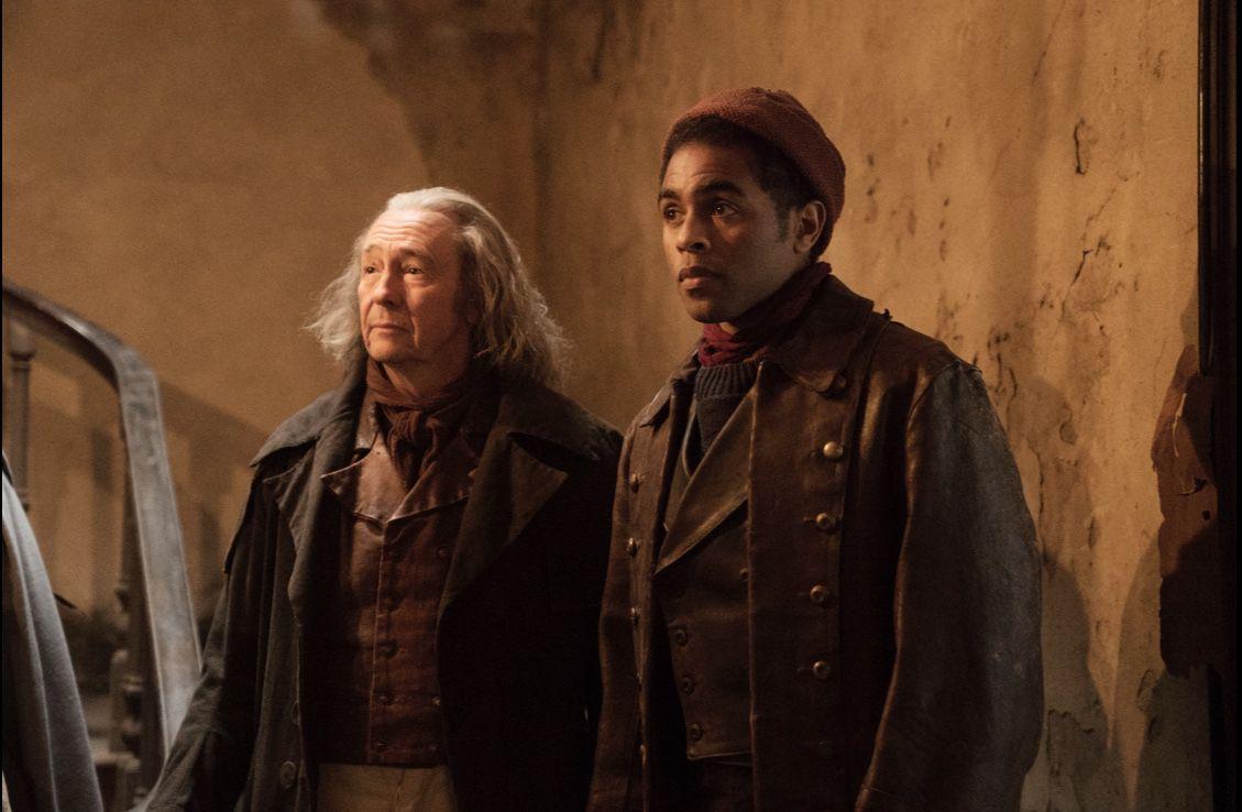 The personal history of David Copperfield (BANDE-ANNONCE) avec Dev Patel, Hugh Laurie, Tilda Swinton