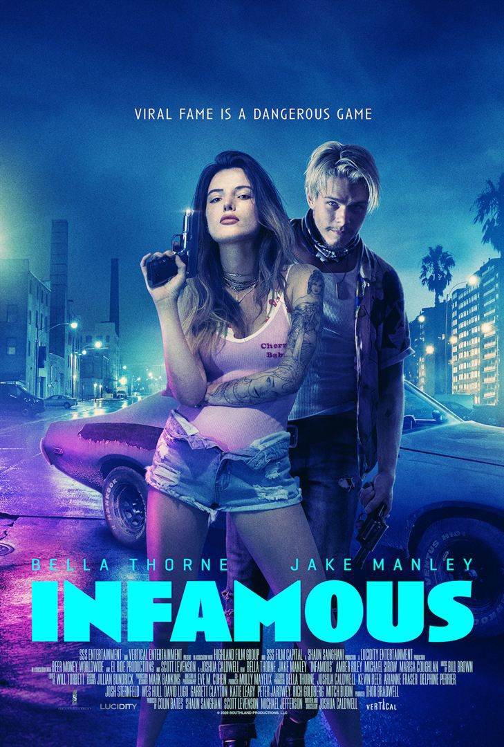 Infamous (BANDE-ANNONCE) avec Bella Thorne, Marisa Coughlan, Amber Riley