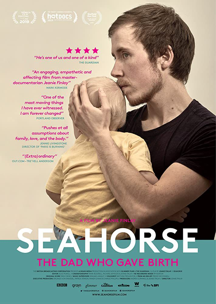 Seahorse : The dad who gave birth (BANDE-ANNONCE) Documentaire de Jeanie Finlay