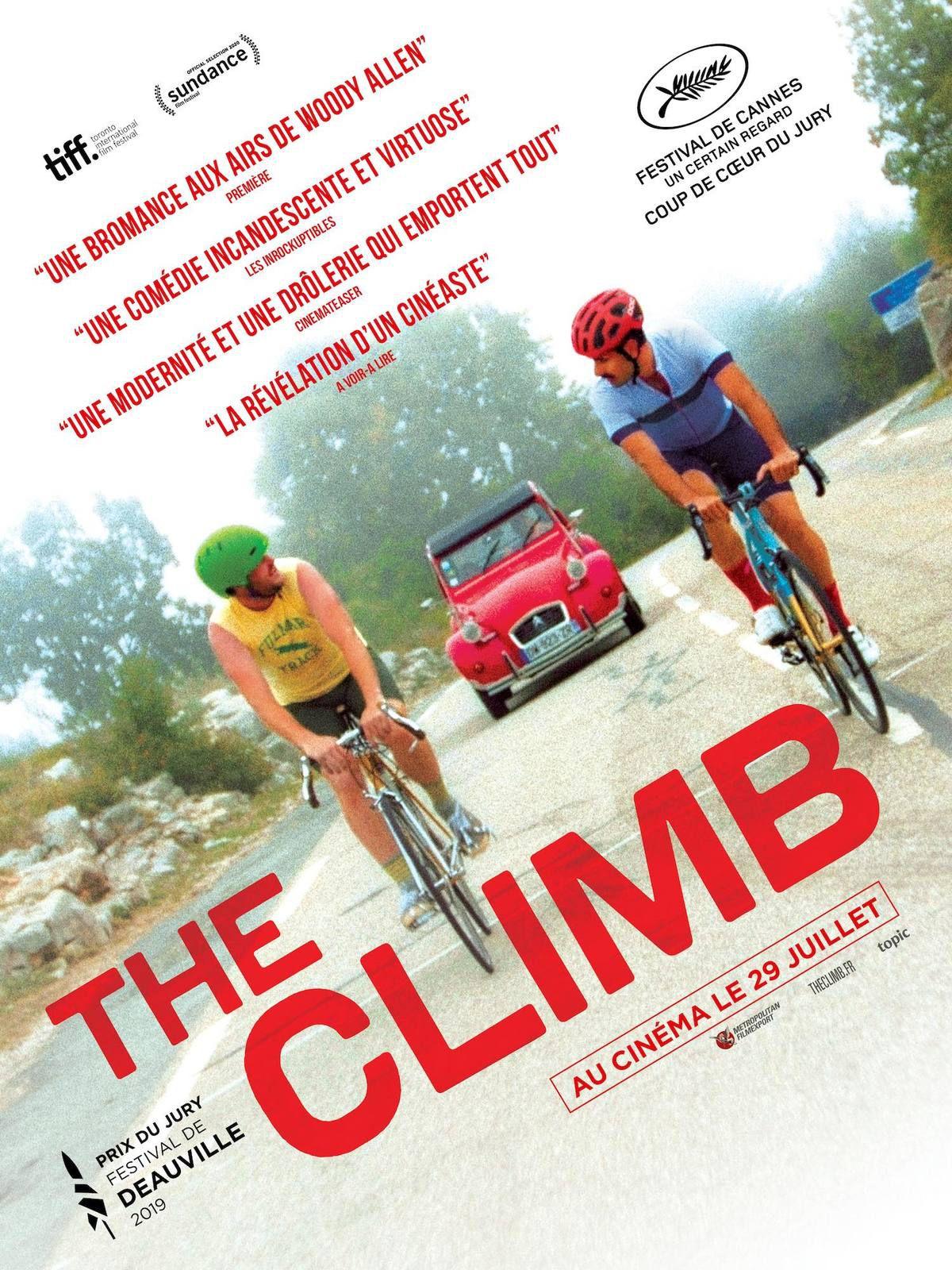 The climb (BANDE-ANNONCE) de et avec Michael Angelo Covino - Au cinéma le 29 juillet 2020