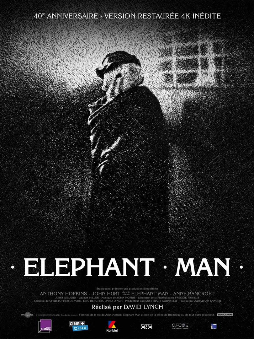 Elephant Man (BANDE-ANNONCE) de David Lynch avec Anthony Hopkins, John Hurt, Anne Bancroft - Le 22 juin 2020 au cinéma