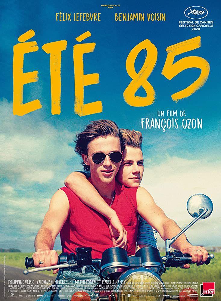 ÉTÉ 85 (BANDE-ANNONCE) de François Ozon - Le 14 juillet 2020 au cinéma