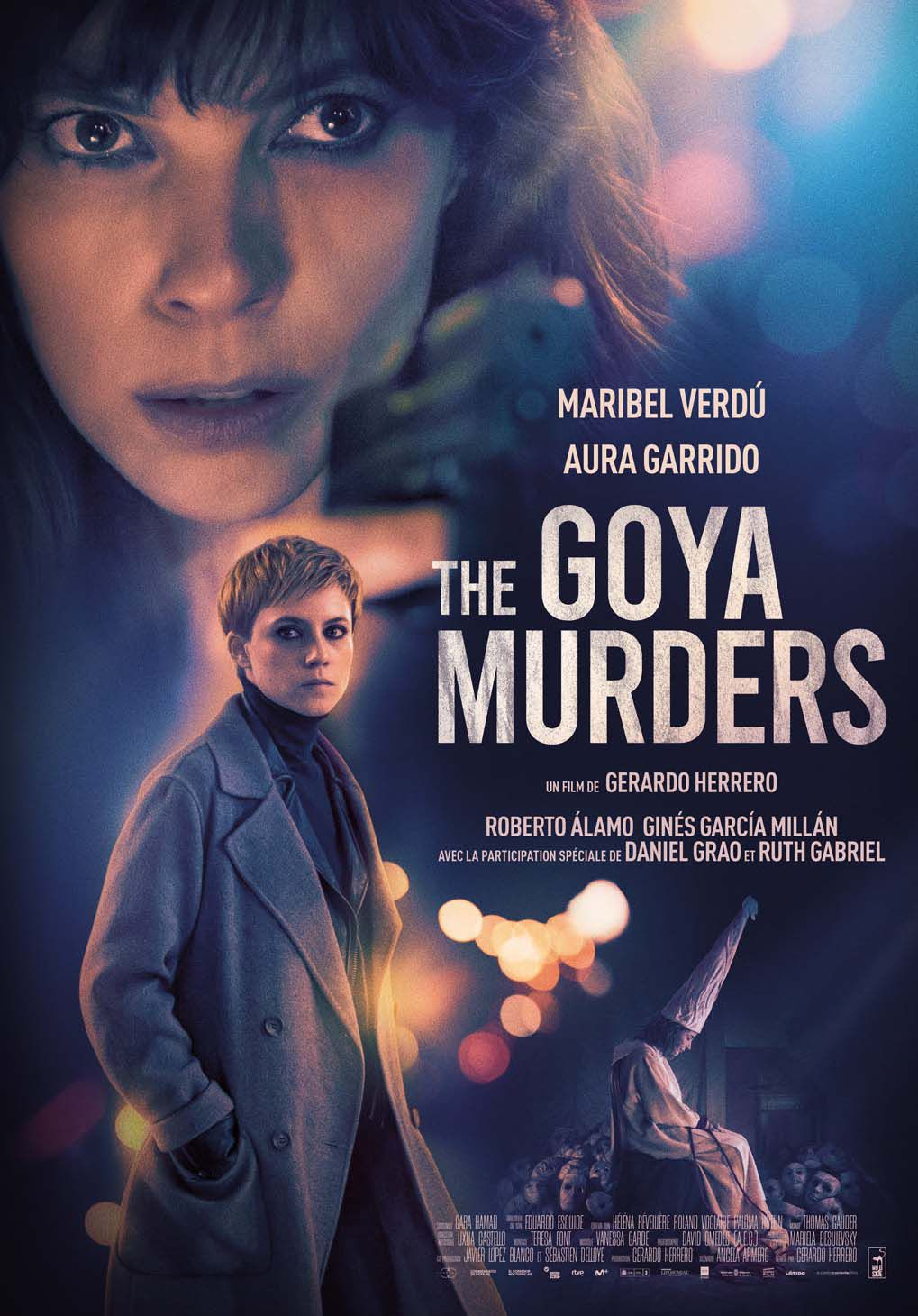The Goya Murders (BANDE-ANNONCE) avec Maribel Verdú, Aura Garrido, Roberto Álamo - En VOD & achat digital le 30 juillet 2020