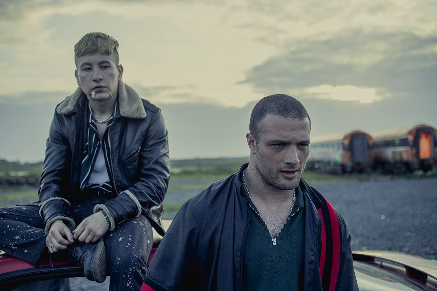 The shadow of violence (BANDE-ANNONCE) avec Ned Dennehy, Barry Keoghan, Anthony Welsh