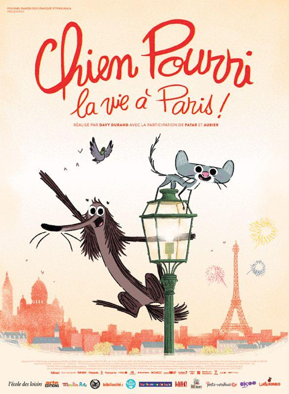 Chien pourri, la vie à Paris ! (BANDE-ANNONCE) Le 7 octobre 2020 au cinéma
