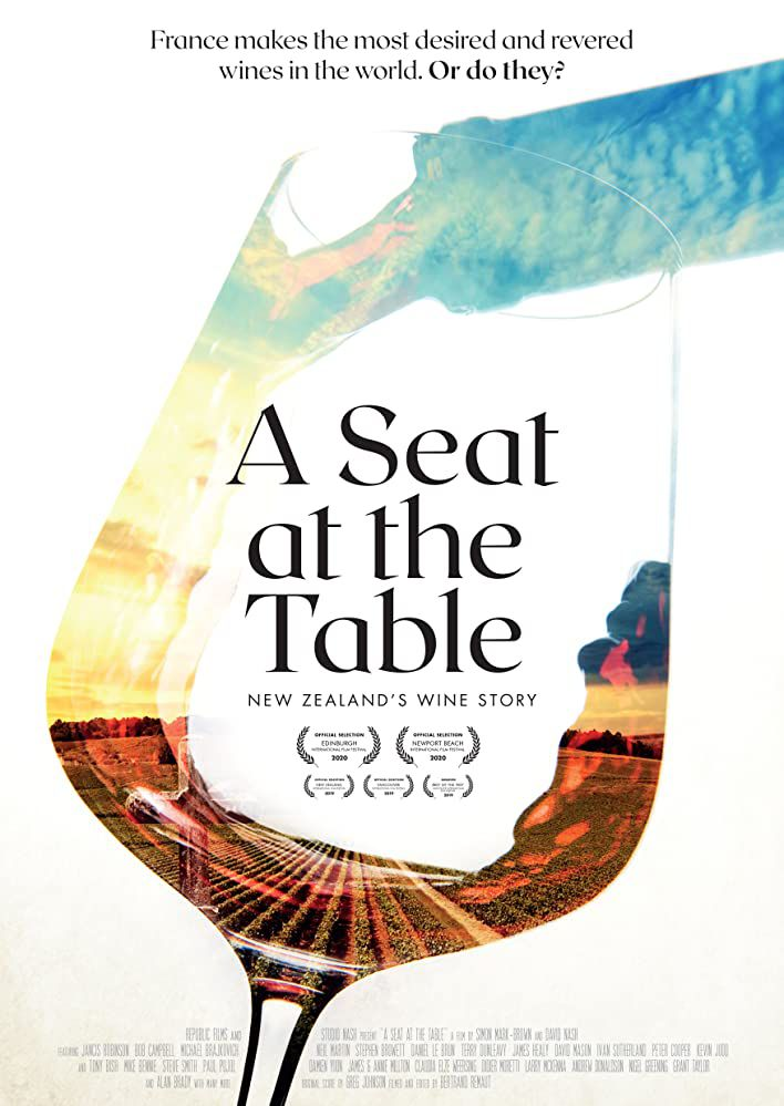 A seat at the table (BANDE-ANNONCE) Documentaire de David Nash et Simon Mark-Brown