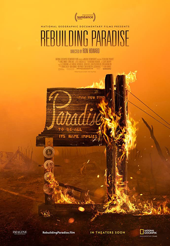 Rebuilding Paradise (BANDE-ANNONCE) Documentaire de Ron Howard