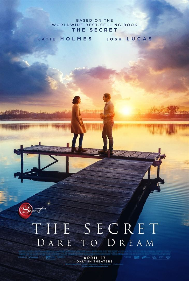 The secret : Dare to dream (BANDE-ANNONCE) avec Katie Holmes, Josh Lucas, Jerry O'Connell