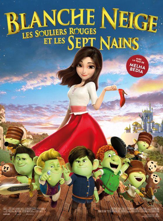 Blanche Neige, les souliers rouges et les sept nains (BANDE-ANNONCE) Le 29 juillet 2020 au cinéma