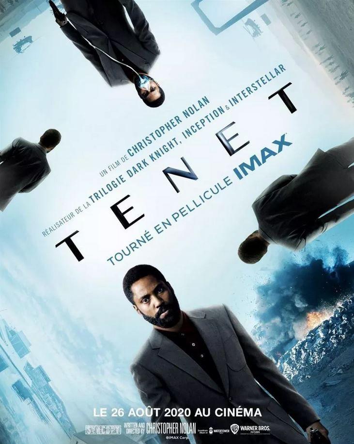 Tenet de Christopher Nolan (BANDE-ANNONCE) avec John David Washington, Robert Pattinson, Elizabeth Debicki - Le 26 août 2020 au cinéma