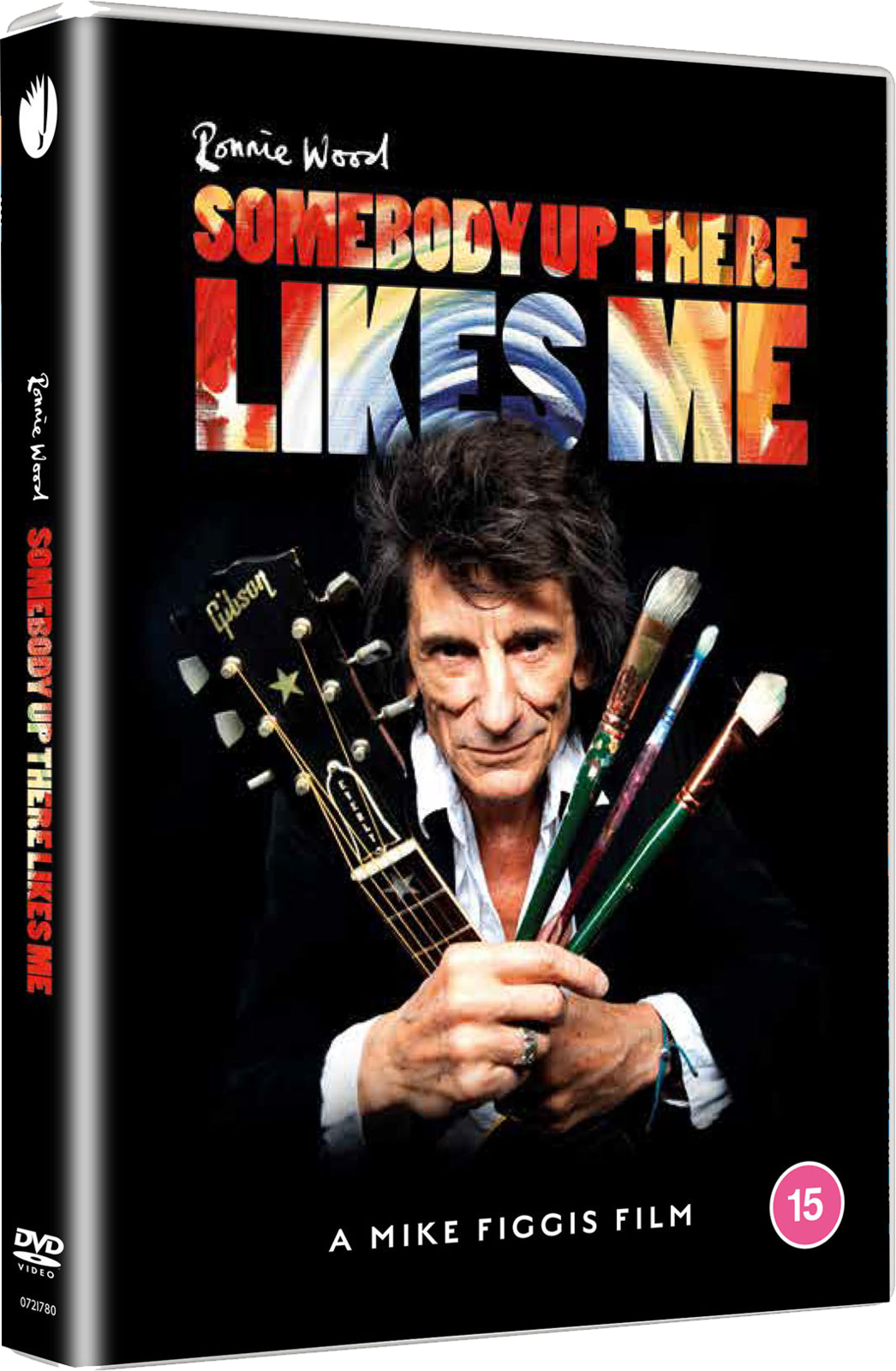 Ronnie Wood : Somebody up there likes me (BANDE-ANNONCE) Documentaire de Mike Figgis
