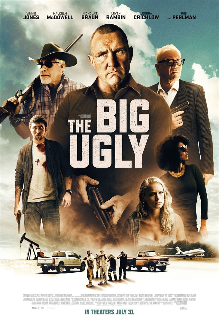 THE BIG UGLY (BANDE-ANNONCE 2020) avec Vinnie Jones, Malcolm McDowell, Ron Perlman