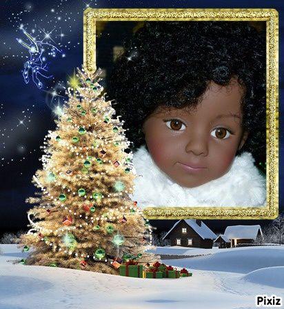 C'est la nuit de Noël...