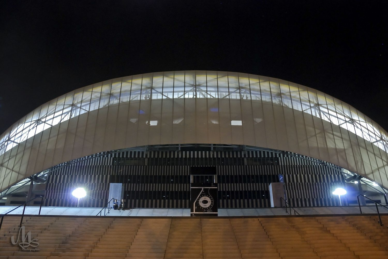 Bonjour le nouveau Stade Vélodrome