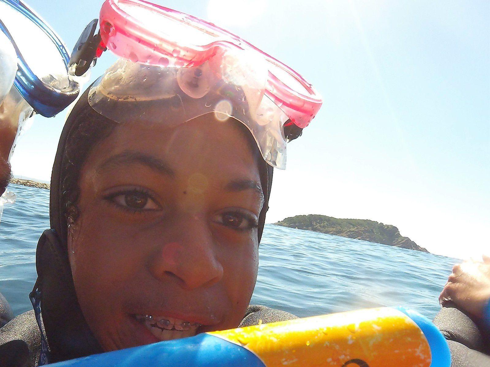 PLongée aquatique