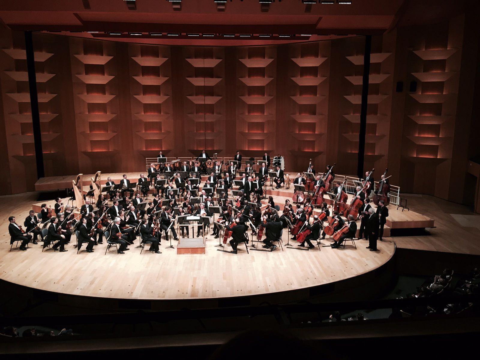 40 ans de l' Auditorium avec la Fantastique de Berlioz