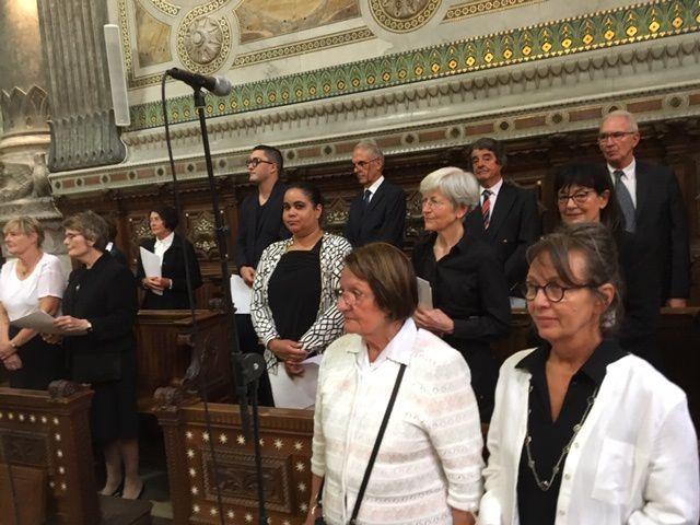 Messe de l' Assomption à la Basilique de Fourvière 15 Août 2019