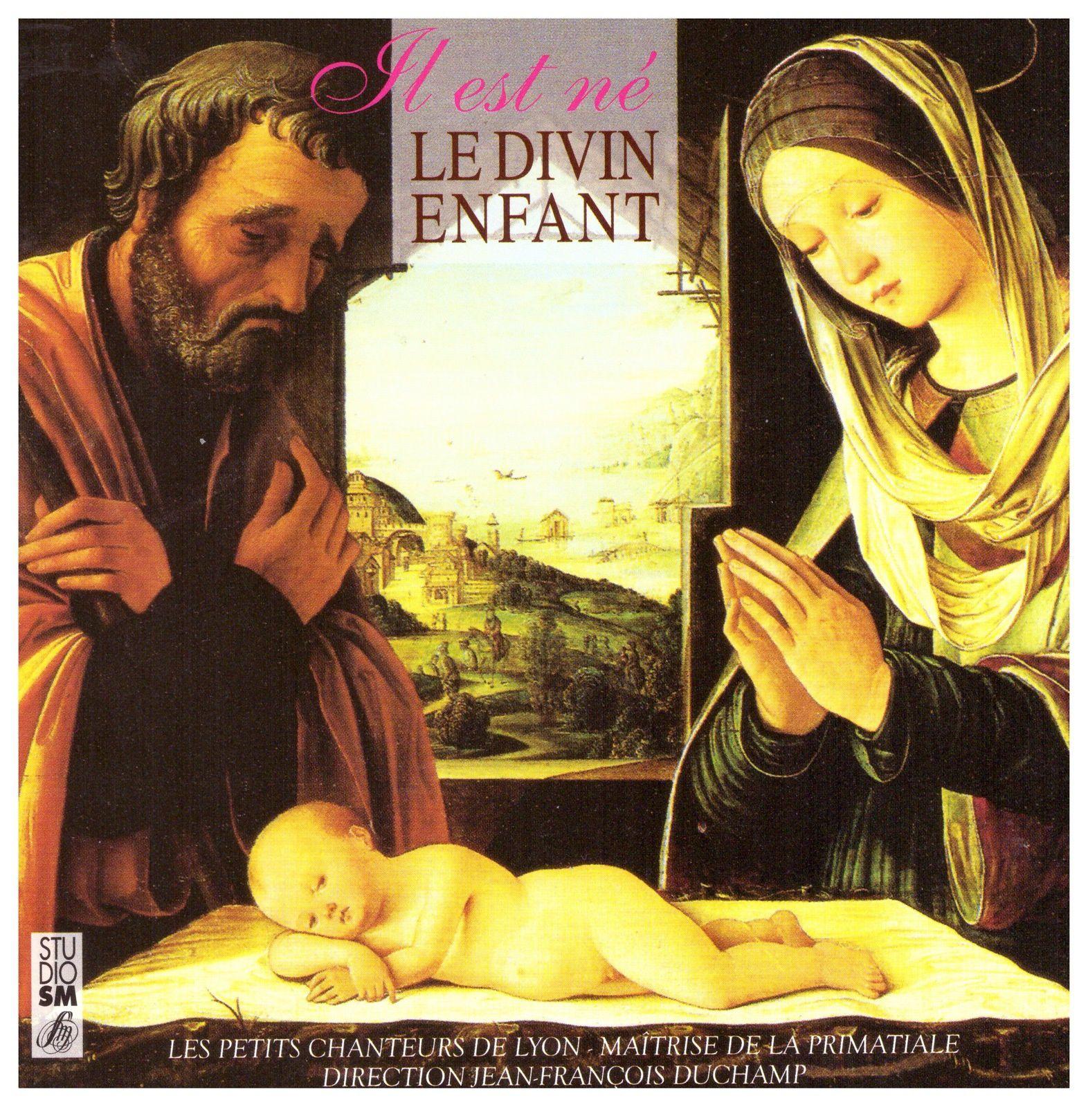 Venez divin Messie avec les Petits Chanteurs de Lyon