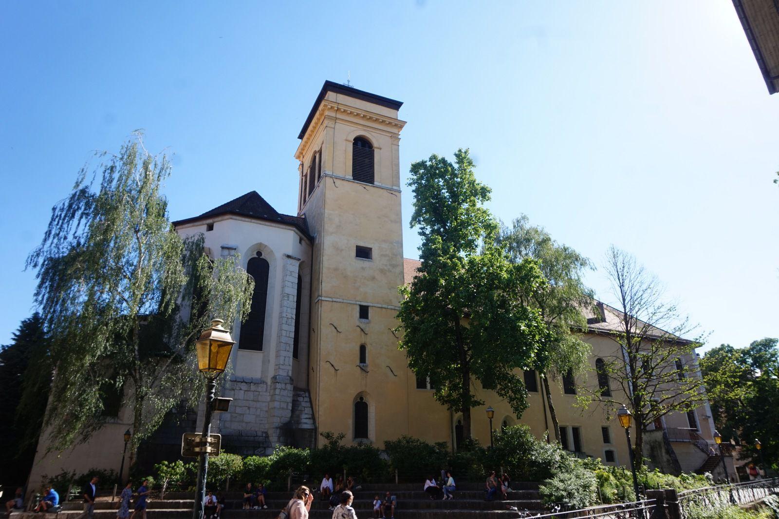 Annecy, fief catholique