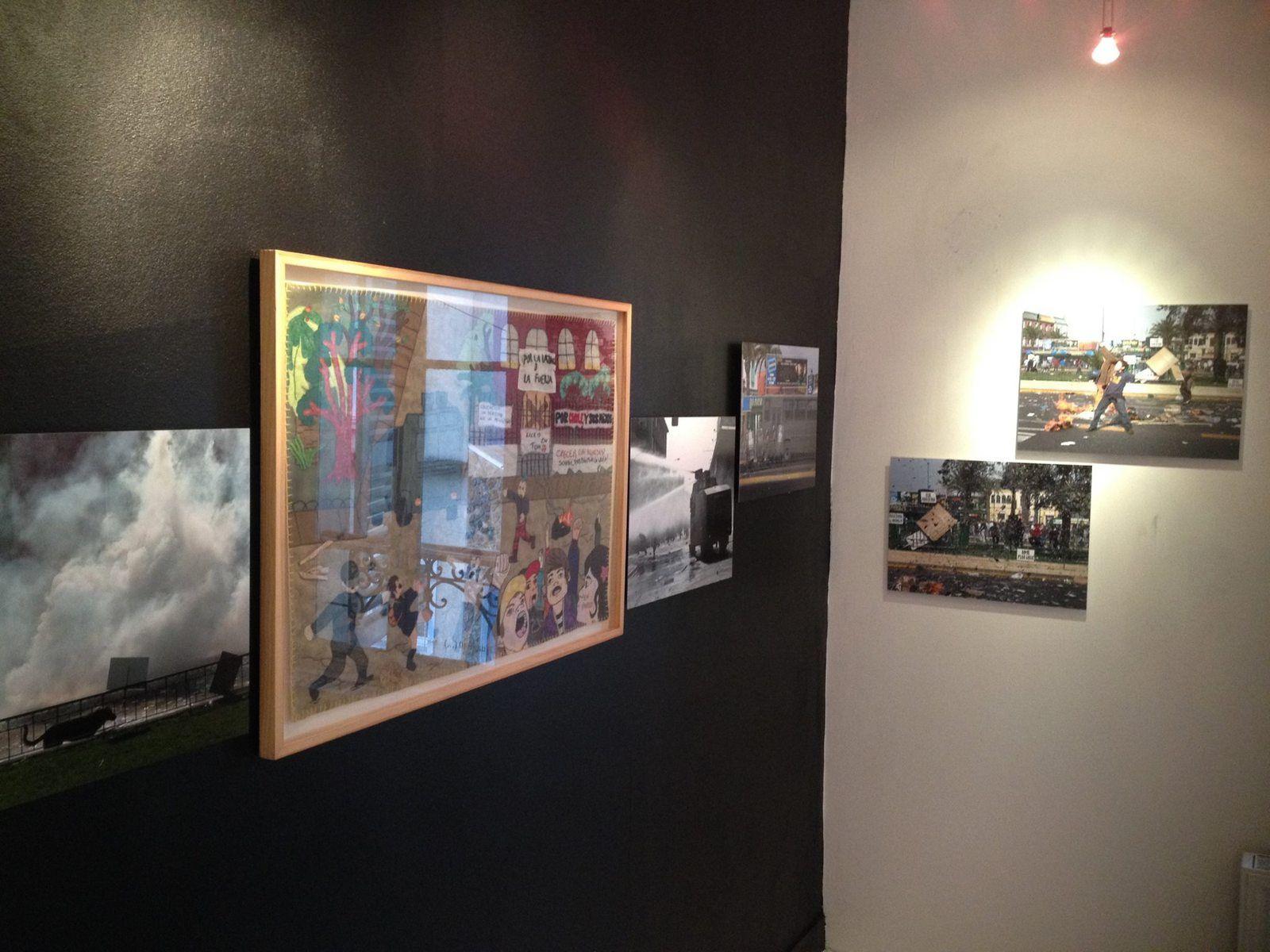 vues de l'exposition