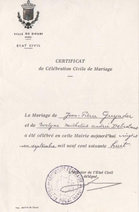 """J'ai dit """"Oui"""" dans Le «Salon blanc» (XVIIIe siècle), qui sert de salle des mariages, du magnifique Hotel-de-Ville de ma ville natale....(cliquer sur le lien ci-dessous)"""