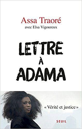 """Eric Fassin salue la parution du livre """"Lettre à Adama"""" écrit par Assa Traoré"""