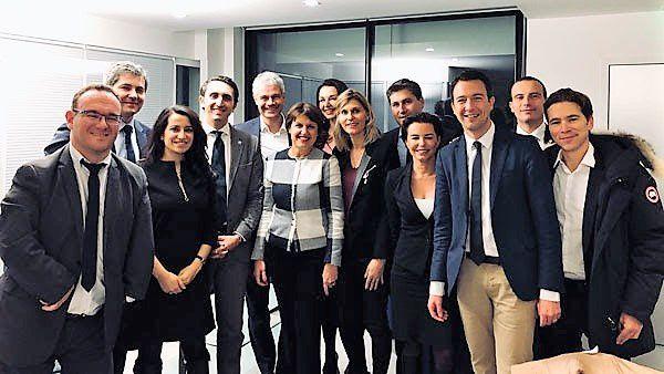 La nouvelle équipe de Laurent Wauquiez pour diriger Les Républicains