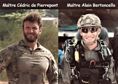 La compagne d'Alain Bertoncello témoigne : Il a donné sa vie pour la France. Pour nous.