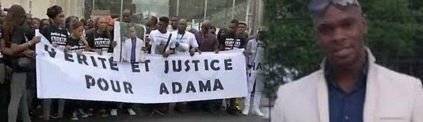 Mort d'Adama Traoré : Deux plaintes déposées par la famille contre les forces de l'ordre