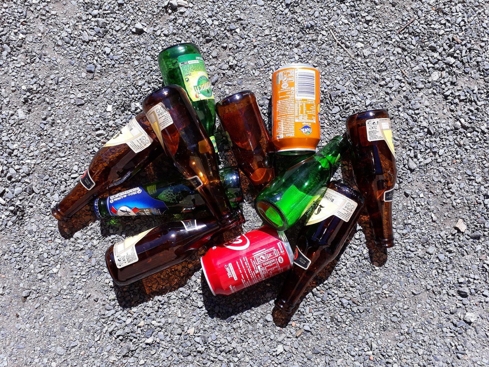Alcool, toujours, alcool, au secours.