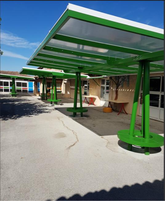 école Sainte Geneviève à Aix en Provence