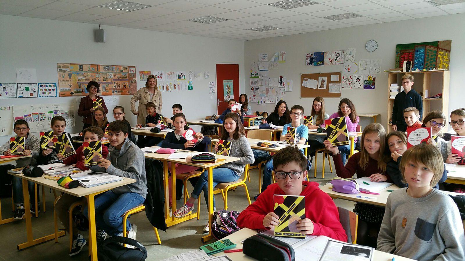 Collège 6ème Sainte Claire Nérac