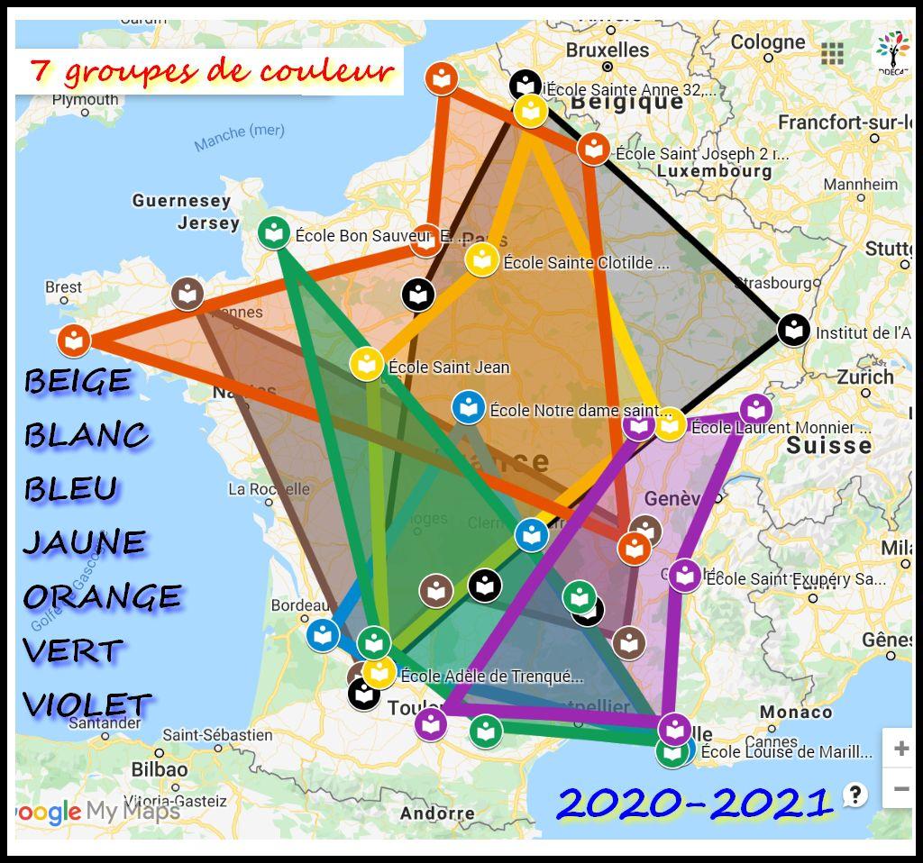 Nos contes fantastiques 2020-2021 : lancement du projet