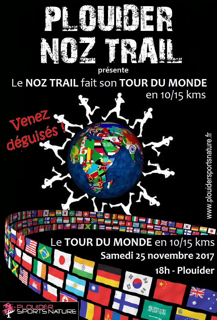 Plouider Noz Trail 2017