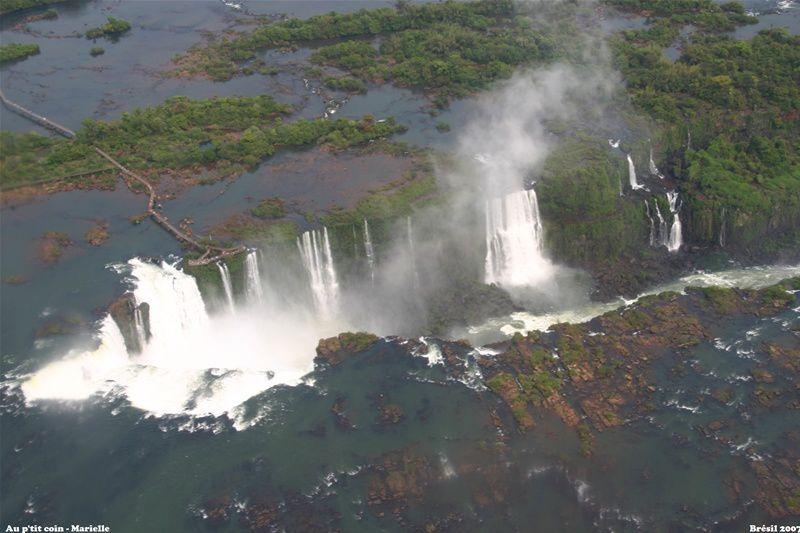Chutes d'Iguaçu - Cataratas do Iguaçu