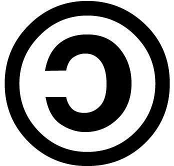 Le symbole du Copyleft