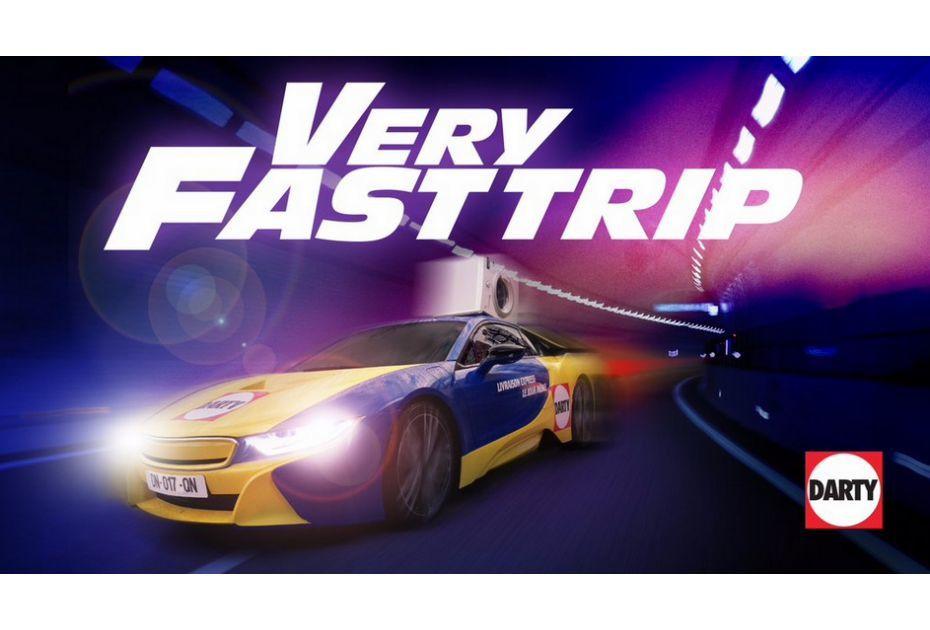 Very Fast Trip, le plantage de Darty