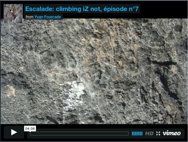 Climbing iz not, épisode n°7