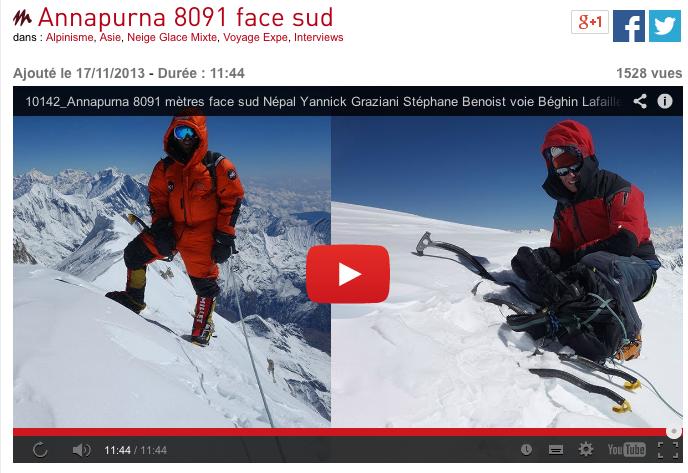 Annapurna 8091 m