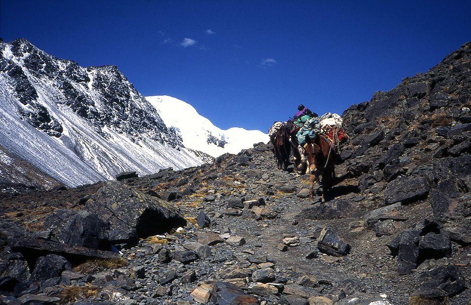 La Paz - Cordillera Apolobamba