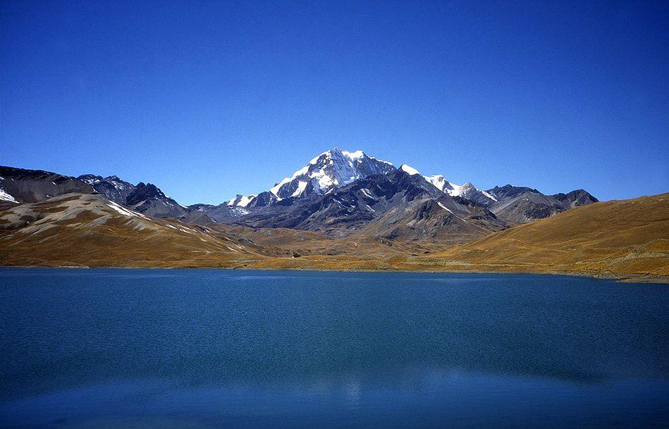Cordillere Royale - Pequeno Alpamayo - Nevado Condoriri