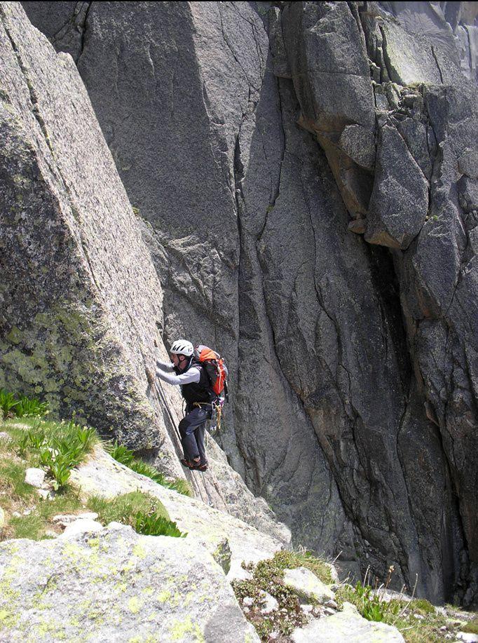 Granite Chamoniard.