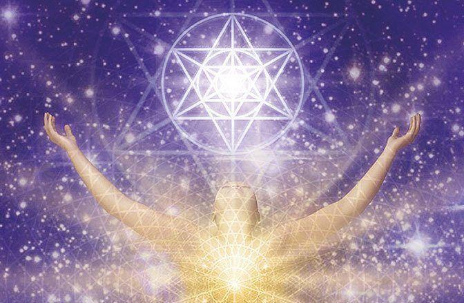 L'ouverture du 8ème chakra :  l'extase cosmique