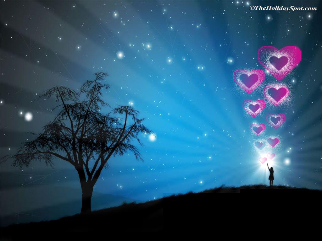 A l'approche de la nouvelle Lune de janvier, une ouverture du coeur!