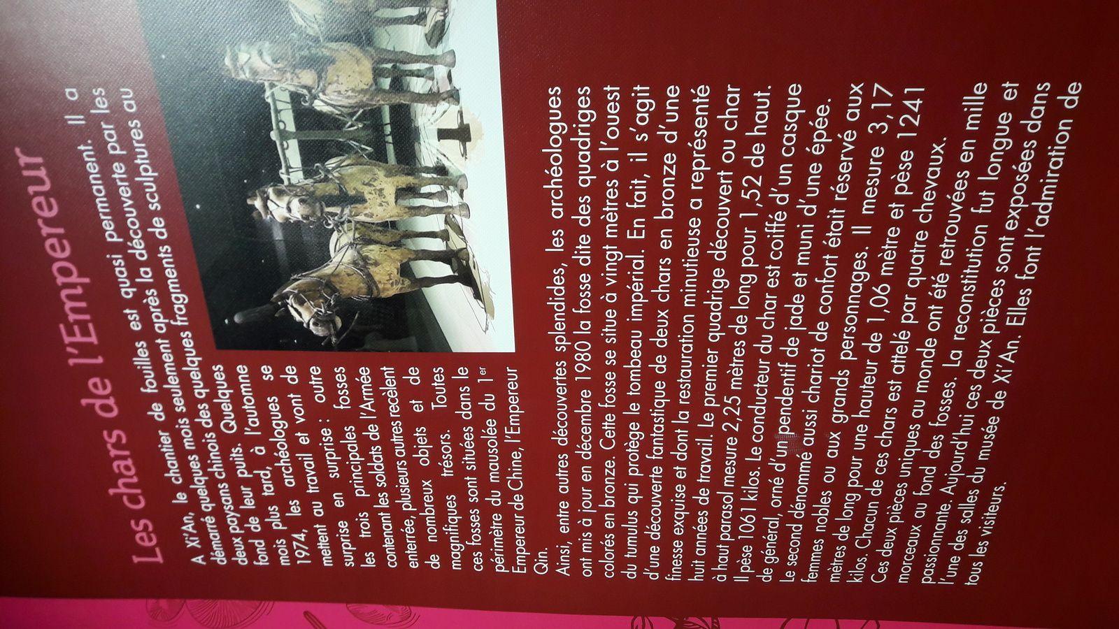 XI'AN, l'empereur Qin Shi Huangdi et l'armée de terre cuite