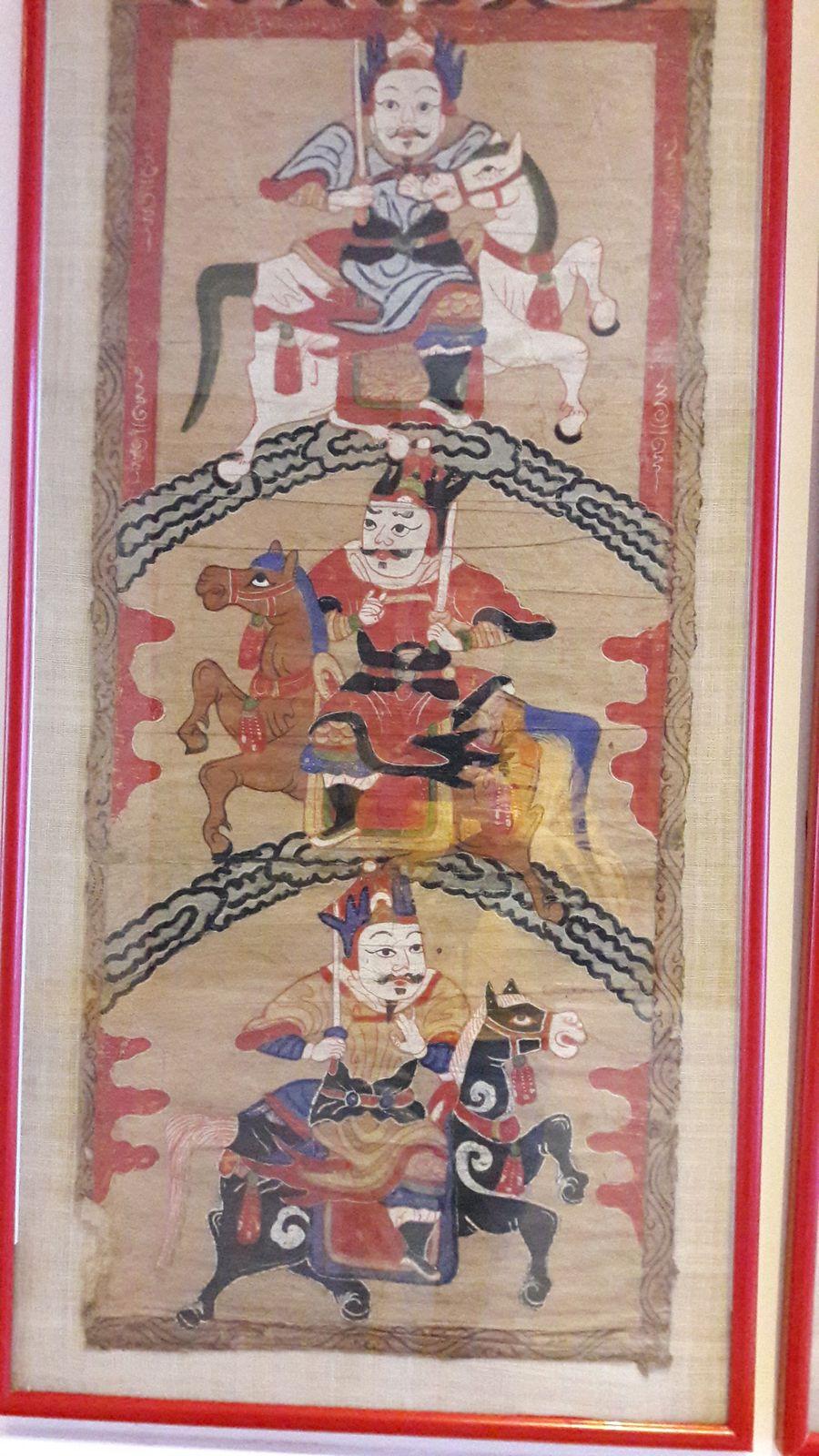 Les Yao, minorité taoïste