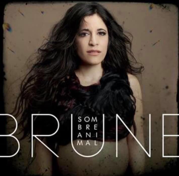 Brune présente Sombre Animal. Un album qui lui ressemble.