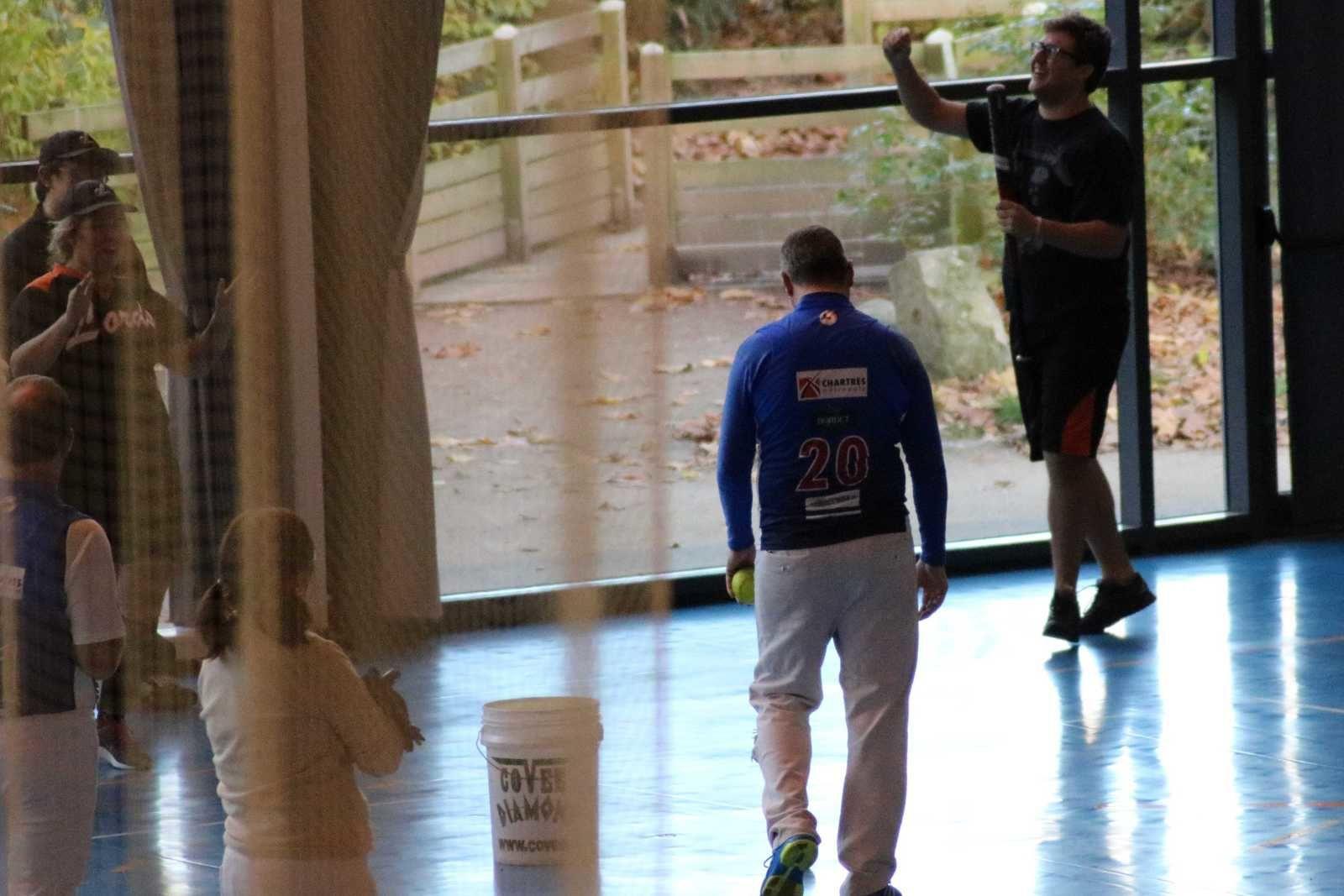 Softball Mixte - Tournoi de Rouen - 19 et 20 Novembre 2016