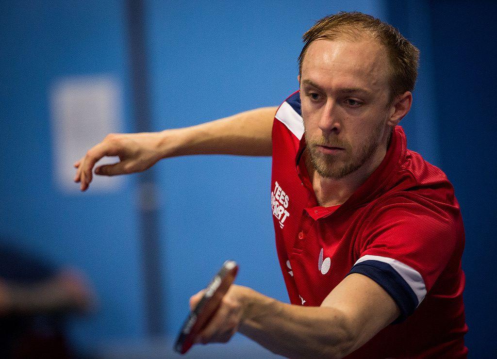 Viktor BRODD à l'AMIENS SPORT TENNIS DE TABLE: Notre nouvel ami suédois !