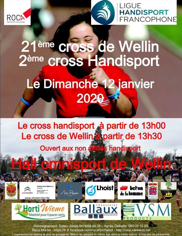 Cross de Wellin